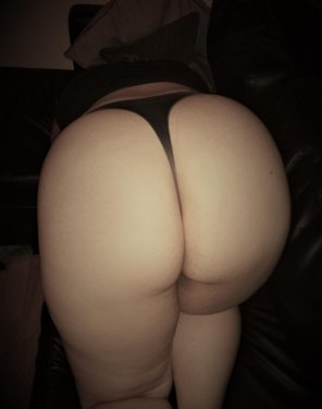amateur photo Big peachy ass