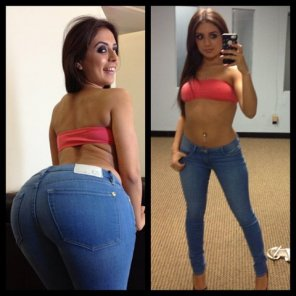amateur photo Incredible ass in jeans!