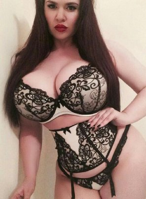 amateur photo Lexylupinup