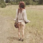 amateur photo Sophiestoned cute little ass outdoor