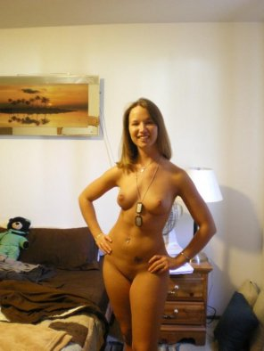 amateur photo Military Girl