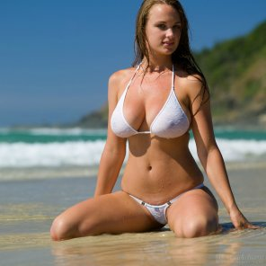 amateur photo Beach curves
