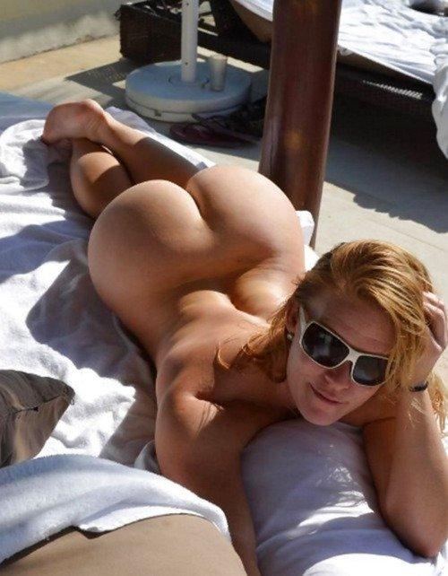 Tanning Porn Photo