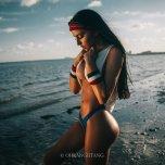 amateur photo Seaside beauty