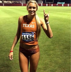 amateur photo Texas girl