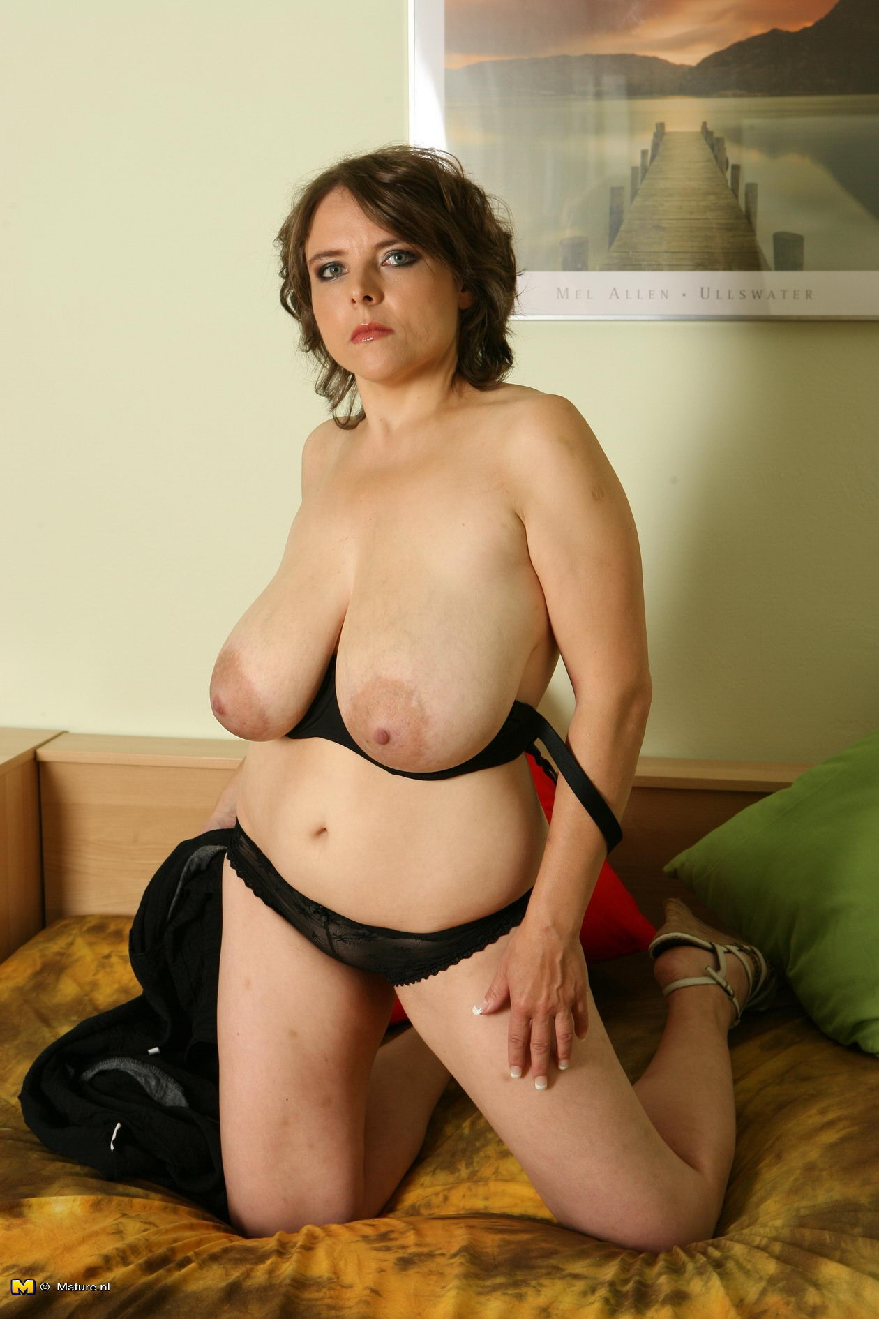 Dutch Granny Porn