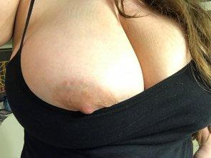 amateur photo Nip slip