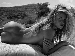 amateur photo Unidentified model