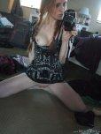 amateur photo selfie