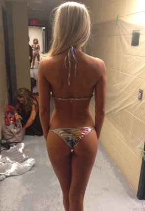amateur photo Backstage