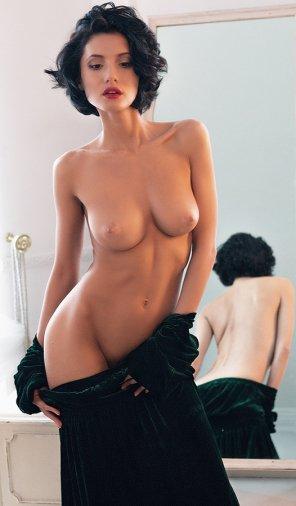 amateur photo Beautiful woman
