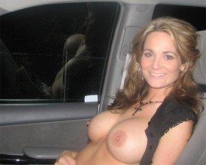 amateur photo Passenger