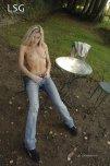 amateur photo Lovely garden set