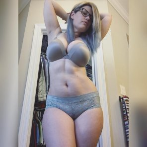 amateur photo Bra and panties