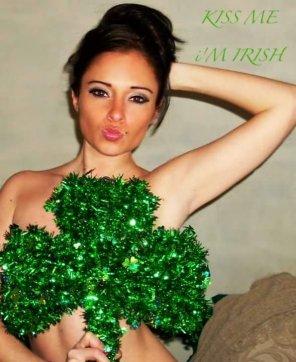 amateur photo Stunning Irish beauty teasing
