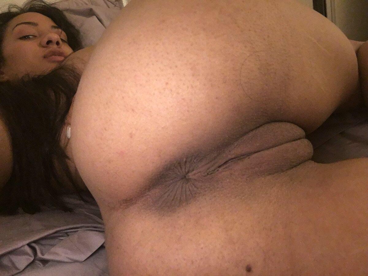 Virgin anus