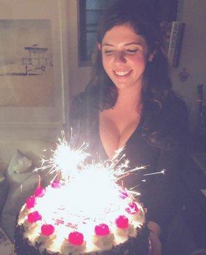 amateur photo Happy Birthday
