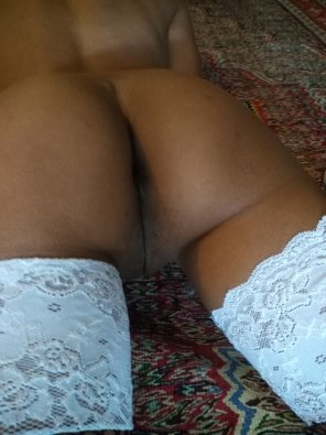 amateur photo White lace