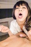 amateur photo Kyoka Mizusawa gets cum in mouth and on fingers and plays with it