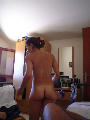 amateur photo Her backstory