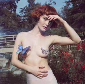 amateur photo Kacy Hill