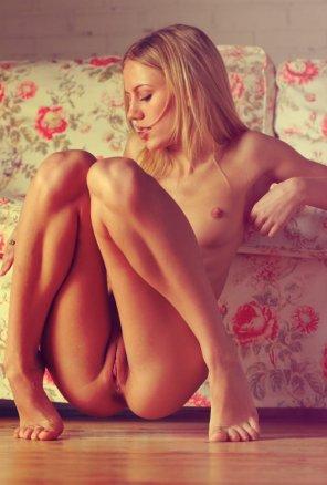 amateur photo Beautiful blonde