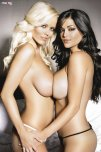 amateur photo Malene Espensen and Casey Batchelor