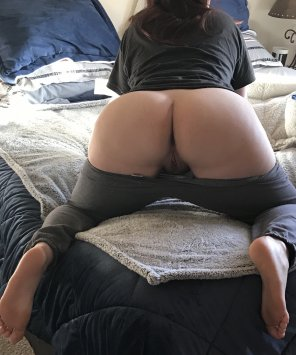 amateur photo Ready And Waiting For You [F28]