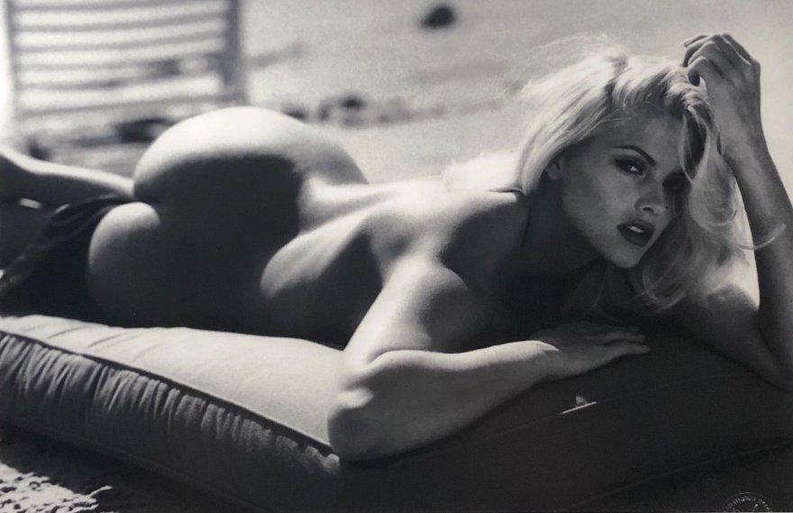 anna nicole black porn star