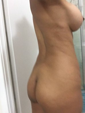 amateur photo 43 year old MILF - Everyone keeps asking for breasts!