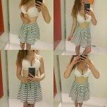 amateur photo Cute skirt