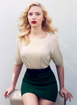amateur photo Scarlett Johansson