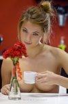 amateur photo Afternoon tea