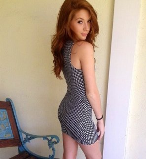 amateur photo Checkered Dress
