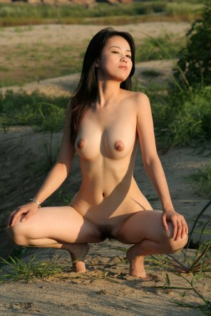 amateur photo Enjoying the outdoors