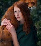 amateur photo A Pair of Foxes