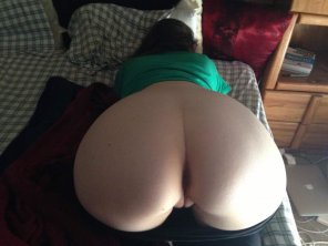 amateur photo A lovely ass