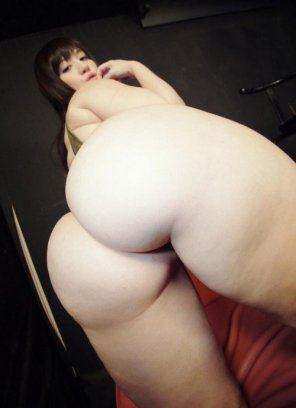 amateur photo Super thick Asian