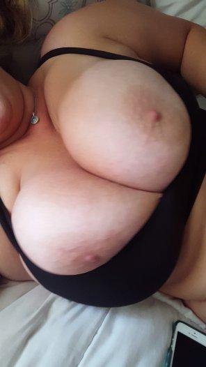 amateur photo My failing sports bra