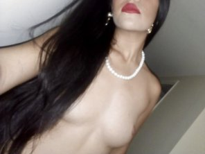 amateur photo Red lips [f]
