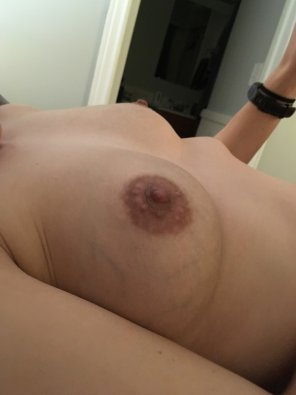 amateur photo My wife's perfect nips