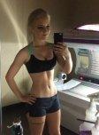 amateur photo Cute, Sporty Blonde