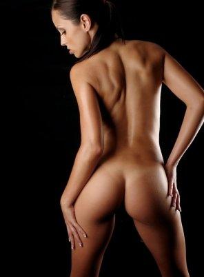 amateur photo Nice rear