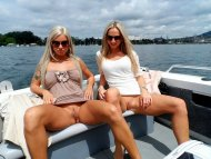 A Double on a Boat