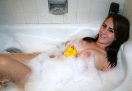 Lucky rubber ducky