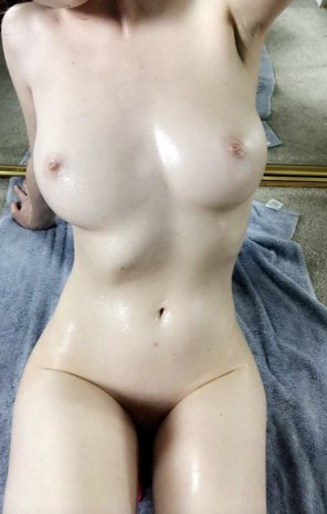 amateur photo Wet and ready