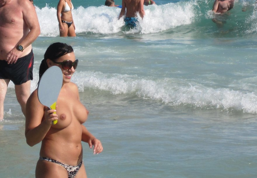 Paddle Ball Porn Photo