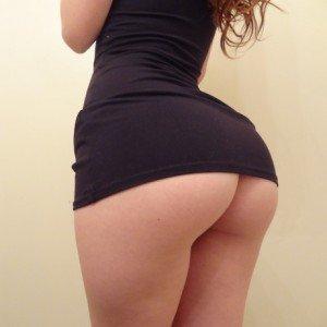 Soft, cute, round, big booty Ass Porn Pic - EPORNER