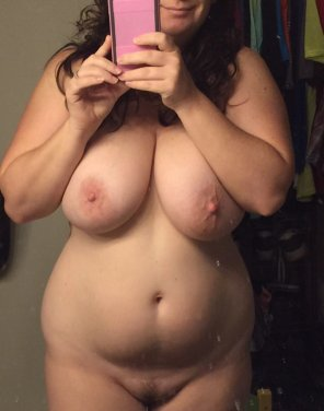 amateur photo Self shot