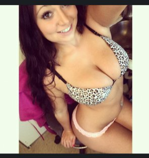 amateur photo Leopard top